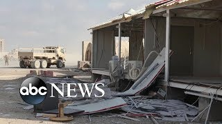 US service members injured in Iran bombing l ABC News