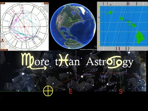 Astrocartography and your Shamanic Direction