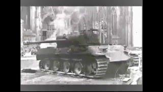 Шерман vs Пантера vs Першинг