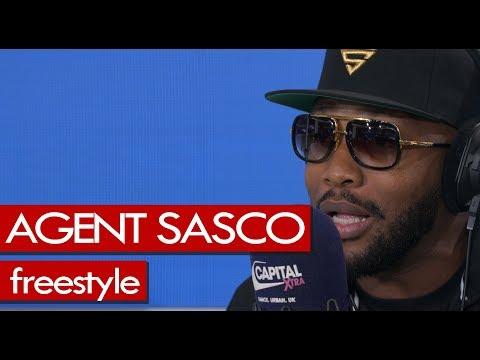 Agent Sasco freestyle - Westwood