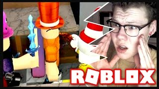 BEATING A TEAM IN ROBLOX MM2!!