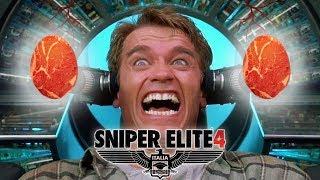 SCROTAL RECALL - Sniper Elite 4 Gameplay Part 2