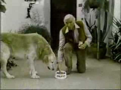 Alpo Dog Food Commercial