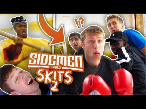 SIDEMEN: FUNNIEST SKITS 2!