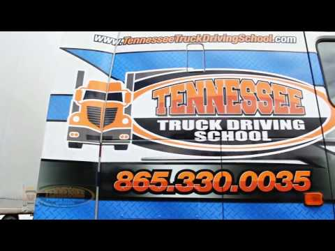 Tennessee truck driving school- Start Today!
