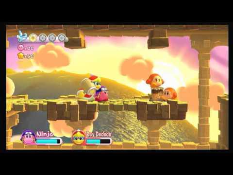 Kirby's Adventure Wii: Game through con mi hermana (cap8)