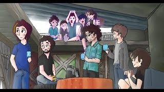 Repeat youtube video Game Grumps Anime Opening