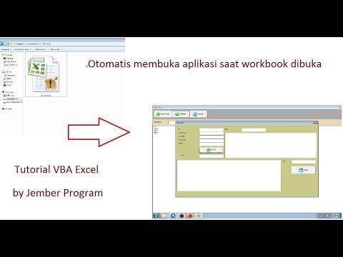 Cara Membuka Visual Basic Di Excel 2013