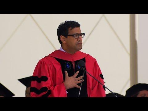 Caltech Commencement Address - Atul Gawande - June 10, 2016