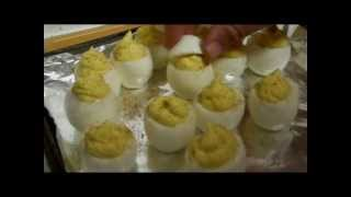 "Making Deviled Egg Chicks How To ""happy Easter Everyone!"""
