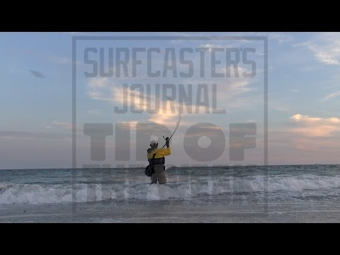 Surf Fishing Tip Of The Week # 15 Bucktail Trailers