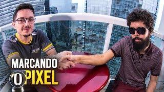 PANICO | MARCANDO O PIXEL #17