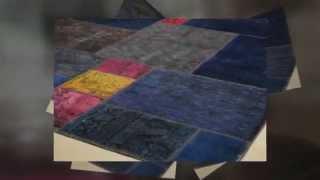 Современные персидские лоскутные ковры (пэчворк) ручной работы(, 2014-05-27T12:02:54.000Z)