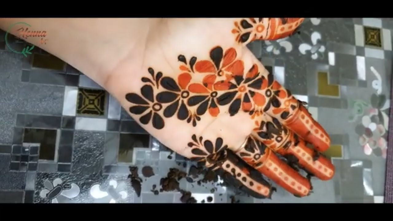 How to get Dark Mehndi Stain-Best Henna Stain-Review on MEHNDI Paste-MEHENDI DESIGNS-HENNA ART