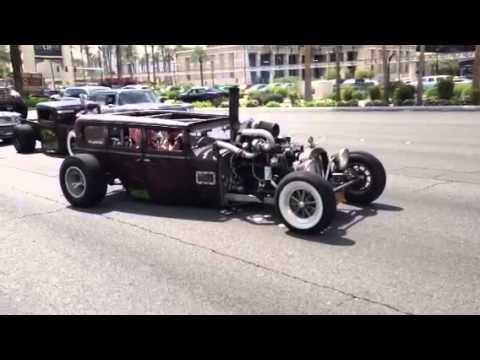 Las Vegas diesel Rat Rods