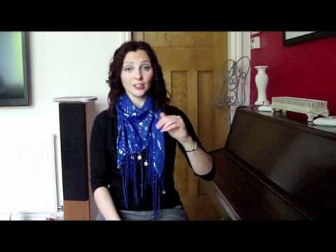 Vocal Health For Singers - Sarah Brickel...