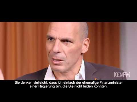 Yanis Varoufakis describes the Eurogroup