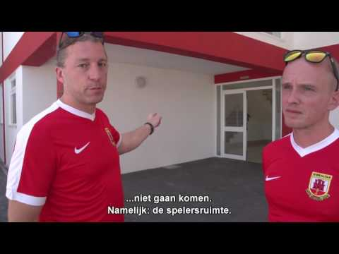Vitara Sport Boys: voetbaldwerg Gibraltar verkennen