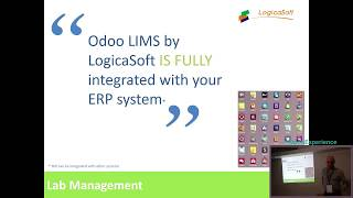 Partner Talk: Odoo LIMS: Manage Laboratories and Inspection Bodies Activities in Odoo