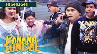 Banana Sundae: Call for Ransom