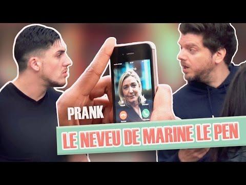 Pranque : Le neveu de Marine Le Pen (version intégrale)
