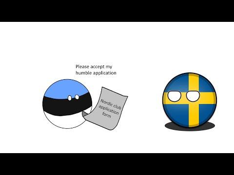 Is Estonia A Nordic Country?