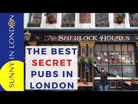 THE BEST HIDDEN LONDON PUBS
