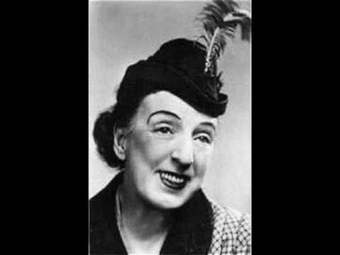 Nellie Wallace - Let's Have a Tiddley at the Milk Bar