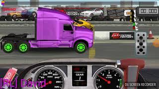 Drag Racing For Quick Race (CM Peterbilt VS Saleen S5S Raptor) | ...