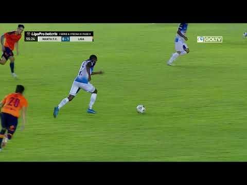 Manta FC LDU Quito Goals And Highlights