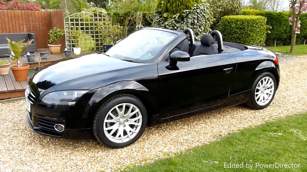 video review of 2010 audi tt 1 8 tfsi convertible for sale. Black Bedroom Furniture Sets. Home Design Ideas