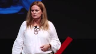 Resilencia, el secreto esta en la palabra: Teresa Falls at TEDxAtalayaST