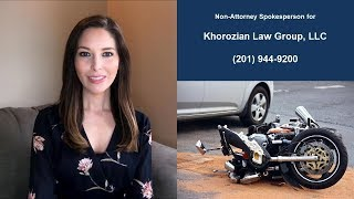 New Jersey Motorcycle Accident Lawyer (201) 944-9200 - Khorozian Law Group