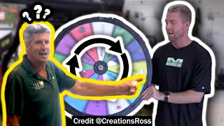 Spin the Wheel for a Prize...but it Never Stops (Prank)