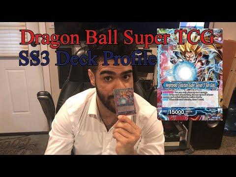 1st Place Shop Championship Red/Blue SS3 Deck Profile