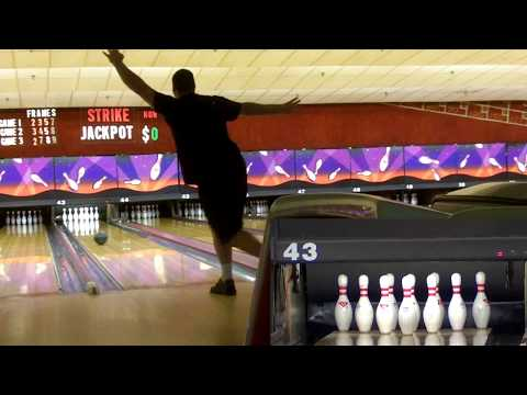The Final 3 Games of Tenpin at Lanes and Games