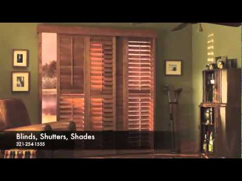 Melbourne Florida Window Blinds And Shutters