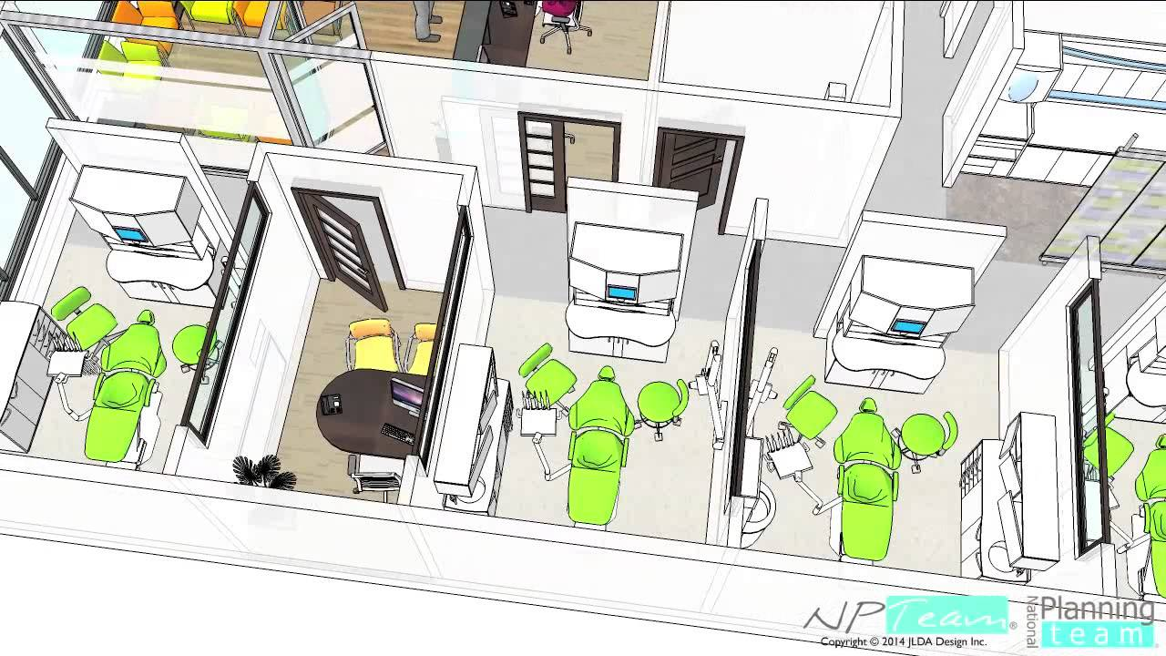 Great Dental Office Layout And Equipment Setup By NPTeam