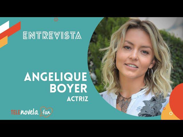 Angelique Voyer | Entrevista exclusiva sobre 'Imperio de Mentiras'
