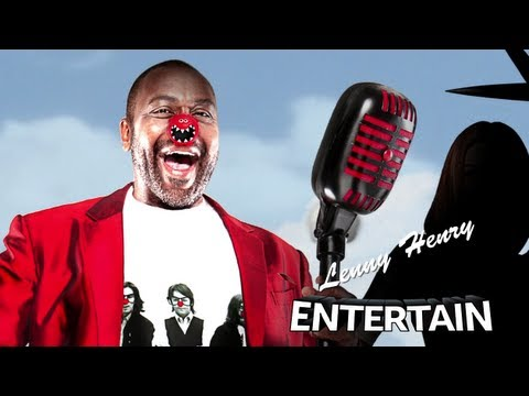 Lenny Henry on entertaining ways to fundraise | Red Nose Day 2013