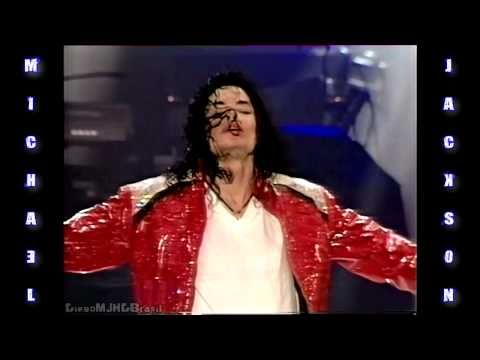 Michael Jackson - Beat It HWT Helsinki 1997 HD Remastered
