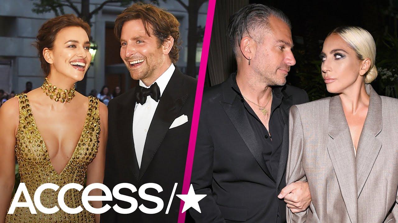 Lady Gaga's Ex-Fiancé Just Liked Irina Shayk's Sexy Post-Breakup Snap | Access