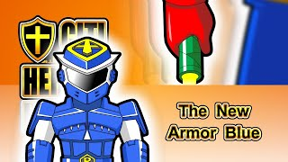 Citi Heroes EP118 &quotThe New Armor Blue&quot