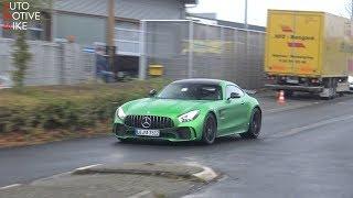 بالفيديو| ظهور سيارة مرسيدس