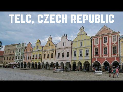 Telc, Czech Republic: A Quick Visit to a Czech Gem