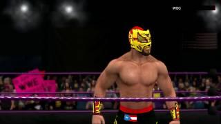 WWE 2K17 Community Showcase:Lince Dorado by matt2345_222(Xbox 360/PS3)