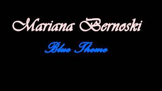 Mariana Bernoski - Blue Theme