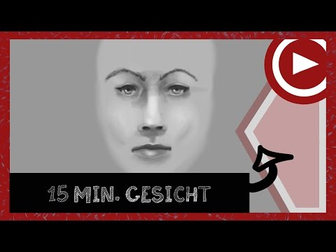 15 Minuten Übung [] Gesicht zeichnen