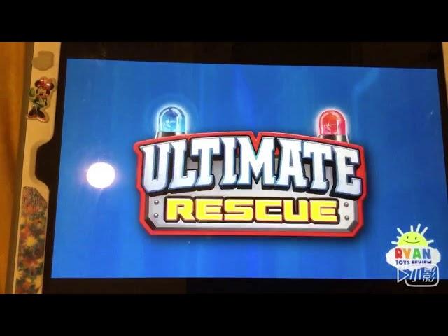 Paw patrol brand new ultimate rescue promo! Super new????????????