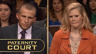 Potential Father Proposed With Chicken Nuggets (Full Episode)   Paternity Court